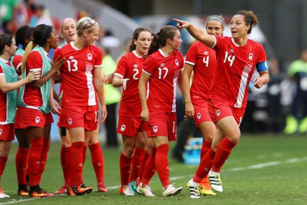 Le Canada réalise le sans-faute (photo FIFA.com)