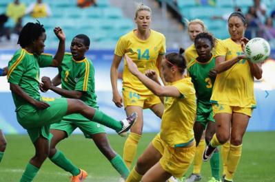 L'Australie y a cru mais le Zimbabwe a sauvé l'honneur (photo FIFA.com)