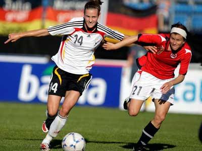 Allemagne - Norvège en amical (photo : DFB)