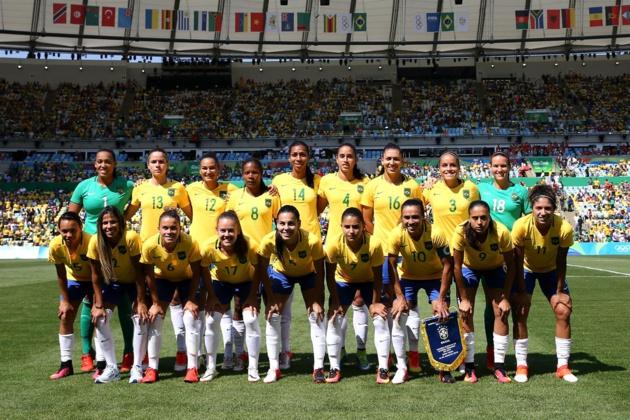 #Rio 2016 - JO - La SUEDE s'offre le BRESIL après les ETATS-UNIS