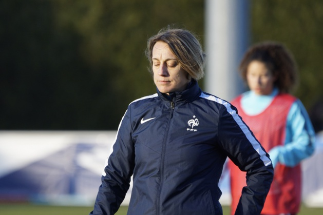 Sandrine Soubeyrand (photo Sébastien Duret)