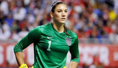 USA - Hope SOLO suspendue six mois