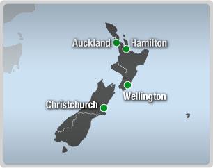Les villes d'accueil (source : fifa.com)