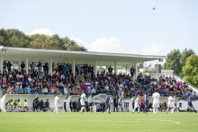 Le PSG a retrouvé le Camp des Loges (photo PSG.fr)