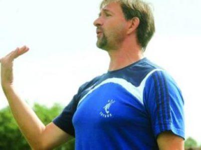 Christophe Charbonnier, l'entraîneur de Soyaux (photo : Charente Libre)