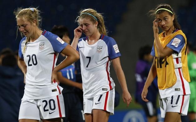 Les Etats-Unis quittent la Jordanie dès le premier tour (photo FIFA.com)