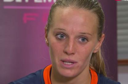 Sandie Toletti (image Eurosport 2)