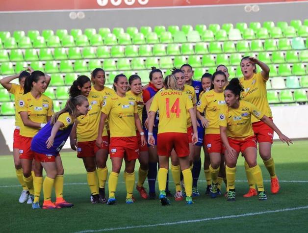 Solanet inscrit le premier but d'Albi cette semaine et offre la première victoire (photo ASPTT Albi)