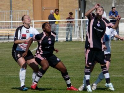 Juvisy a été rejoint par Toulouse (photo : Marc Giachello)