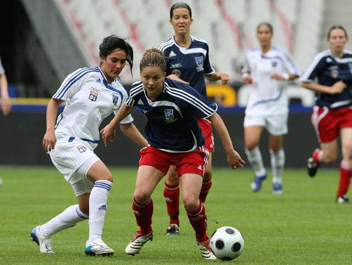 La finale 2008 entre Lyon et le PSG s'est jouée au Stade de France (photo : CG/PSG)