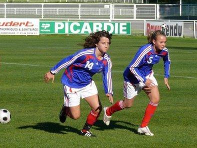 Clemaron et Torrent prêtes à démarrer l'Euro (photo : A. Morel)