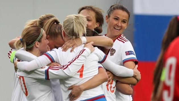 La Russie disputera une cinquième phase finale (photo fédération russe)