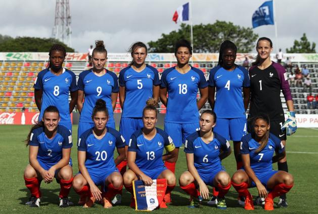 Coupe du Monde U20 - Les Françaises reviennent de loin face au GHANA (2-2)