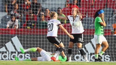 Les tenantes du titre enchaînent une deuxième victoire (photo DFB)
