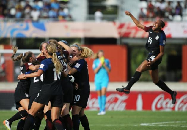 Coupe du Monde U20 - Groupe C : ETATS-UNIS et FRANCE sortent en tête