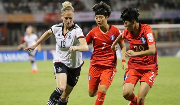 L'Allemagne réussit le sans-faute (photo FIFA.com)