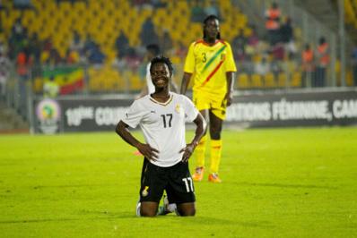 Le Ghana de Boakye n'est pas à terre (photo CAF)
