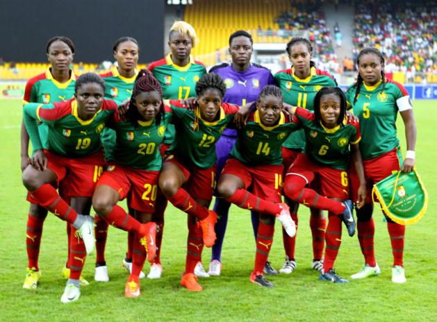 Le Cameroun (photo CAF)