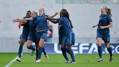 Le titre en 2013 avec Toletti (photo UEFA.com)