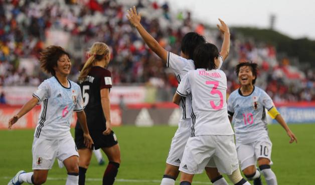 Le Japon récompensé (photo FIFA.com)