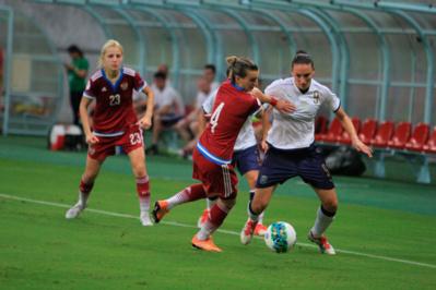 International - Tournoi de Manaus : BRESIL - RUSSIE : 4-0, ITALIE - COSTA RICA : 3-0