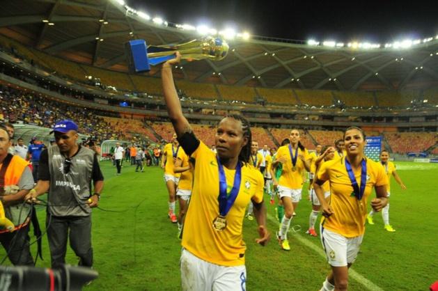 Brésil - FORMIGA met un terme à sa carrière