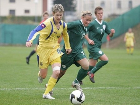 L'Ukraine prend une belle option (Miha Vidrih SiOL/Sportal)