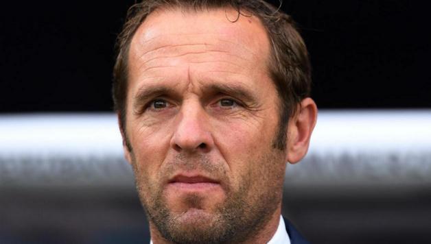 Arjan van der Laan (photo KNVB)