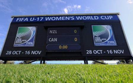 Nouvelle-Zélande - Canada, en ouverture de la Coupe du Monde