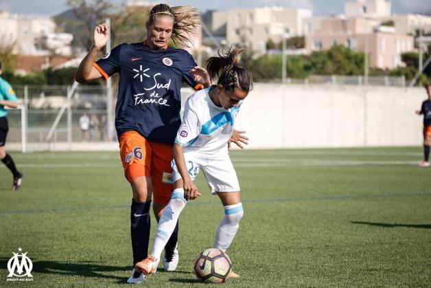 Dekker et Montpellier ont souffert pour s'imposer (photo archive OM.net)