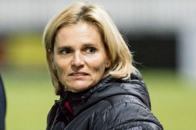PAYS-BAS - Sarina WIEGMAN nouvelle sélectionneuse jusqu'en 2019