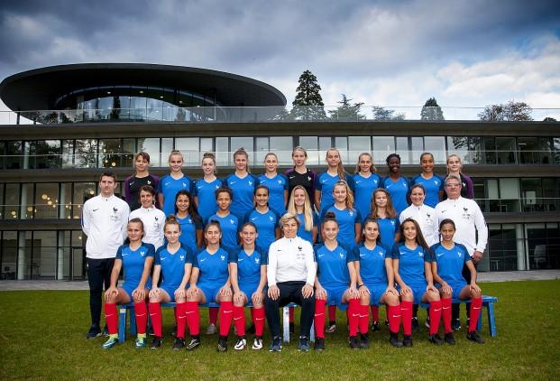 U16 - Tournoi UEFA de Développement : courte défaite devant l'ALLEMAGNE