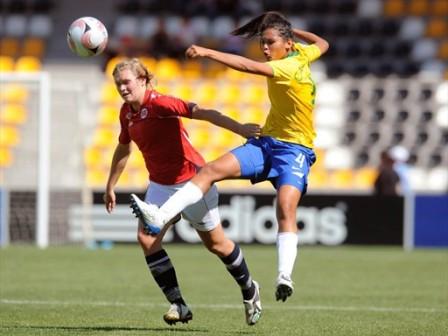 Le Brésil met la Norvège hors concours (foto-net)