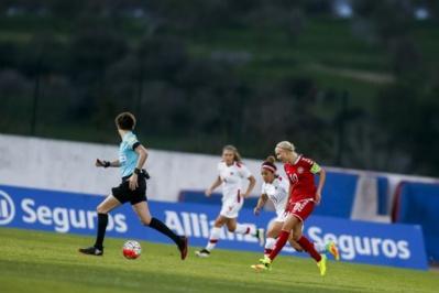 #AlgarveCup - Le bilan de la première journée