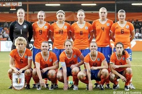 L'équipe hollandaise le 27 septembre dernier face à la Belgique (Leo Soeters)