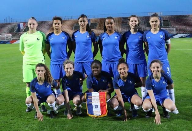 U17 (Tour Elite) - La FRANCE s'impose nettement face à la RUSSIE