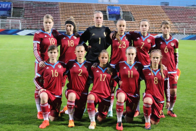 U17 (Tour Elite) - La FRANCE s'impose nettement face à la RUSSIE