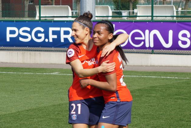 Morroni a ouvert le score en première période (photo footofeminin.fr)