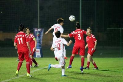 Face à la Syrie, le Viêt Nam a réussi la plus large victoire du jour (11-0)