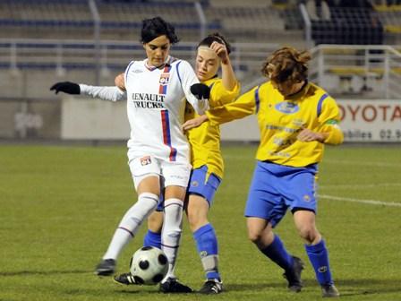 Deux buts et une passe décisive au compteur de Necib (photo : Cyril Frionnet/Media 22)