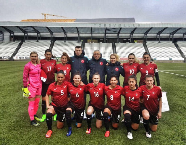 Bons débuts pour la Turquie de Kaya, Pekel et Altunkulak face à Montenegro (3-0) (photo TFF)