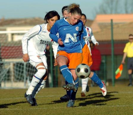 Ramos et Montpellier étaient revenues à la marque (photo : MHSC)