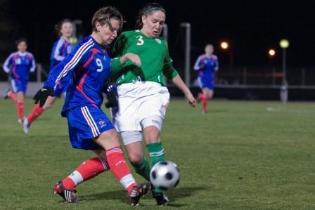 Candie Herbert aura la première occasion tricolore