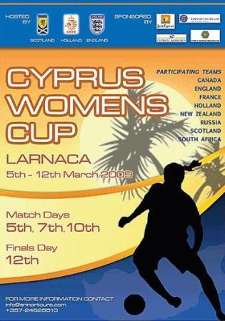 Tournoi de Chypre : le programme complet
