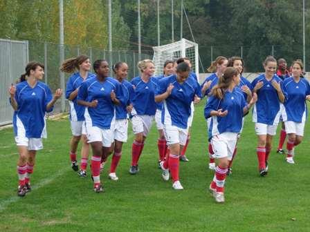 Les Tricolores s'inclinent en amical (photo archive : F. Torrent)