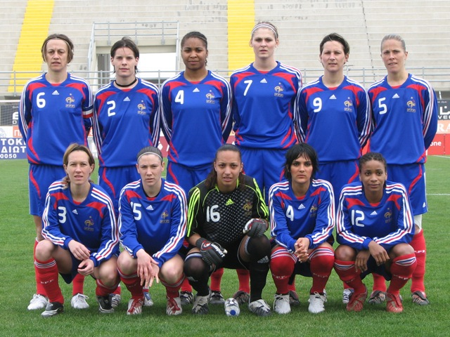 France - Angleterre : 2-2