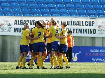Algarve Cup : la Suède s'impose