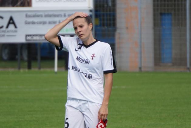 Godart et Metz relégués après la défaite à Guingamp (2-6) (photo footofeminin)
