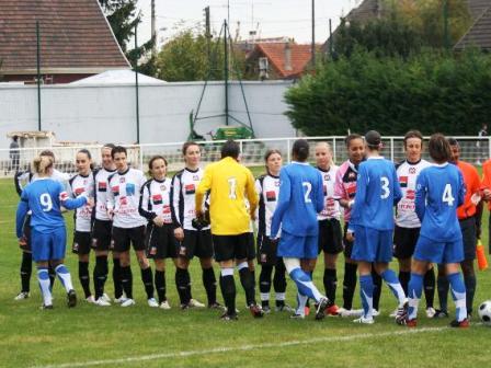 Montpellier et Juvisy jouent la 2e place pour l'Europe (photo : Marc Giachello)