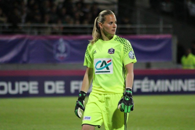 Méline Gérard (photo Ligue Bretagne)